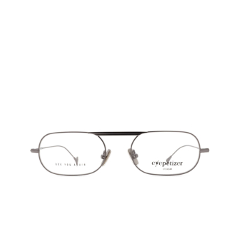 Eyepetizer® Oval Eyeglasses: Eric color Gun C.3.