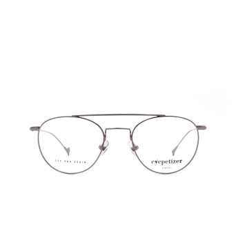 Eyepetizer® Aviator Eyeglasses: Georges color Gunmetal C 3.