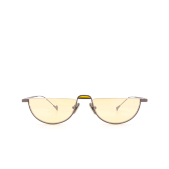 Eyepetizer® Irregular Sunglasses: Ginza color Gunmetal C.3-24F.