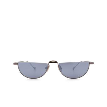 Eyepetizer® Irregular Sunglasses: Ginza color Gunmetal C.3-7F.