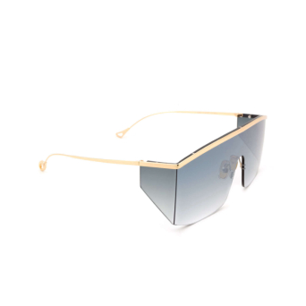 Eyepetizer® Mask Sunglasses: Karl color Gold C.4-25F.
