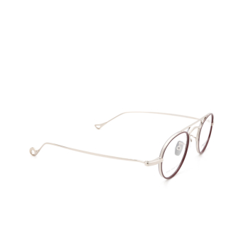 Eyepetizer® Round Eyeglasses: Kilian color Brown C.1-C.