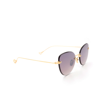 Eyepetizer® Butterfly Sunglasses: Liz color Gold C.4-18F.