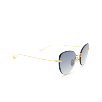 Eyepetizer® Butterfly Sunglasses: Liz color Gold C.4-25F.