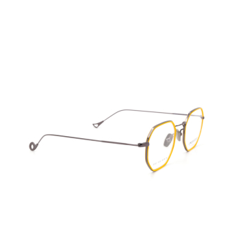Eyepetizer® Irregular Eyeglasses: Mathieu color Saffron C 3-1.
