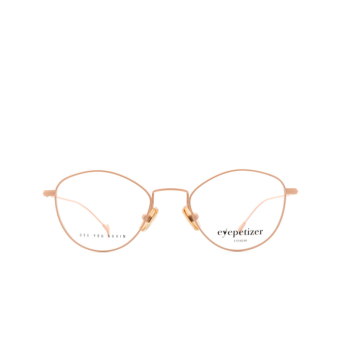 Eyepetizer® Cat-eye Eyeglasses: Nicole color Vintage Rose Matt C.11.