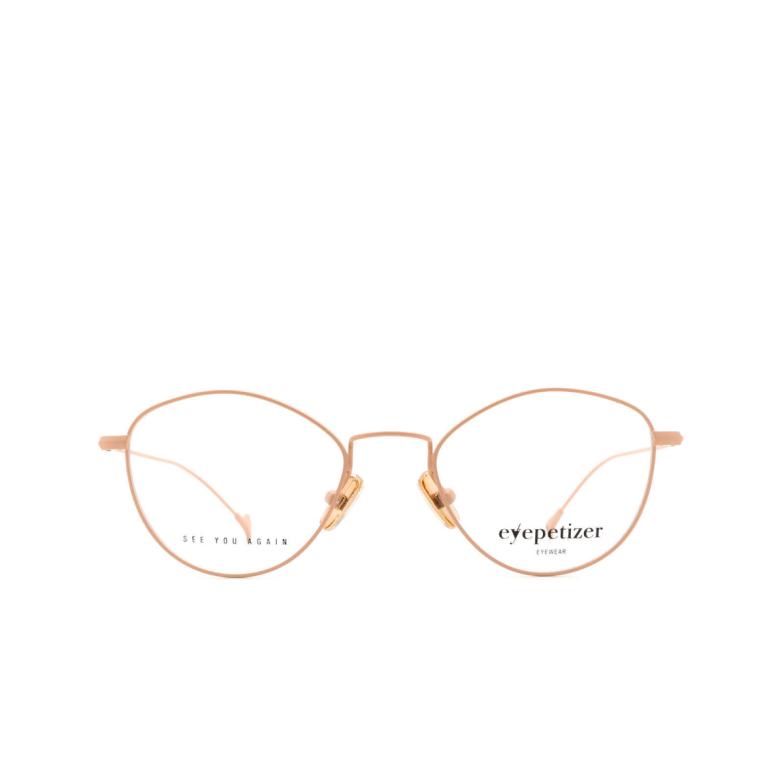 Eyepetizer® Cat-eye Eyeglasses: Nicole color Vintage Rose Matt C.11.