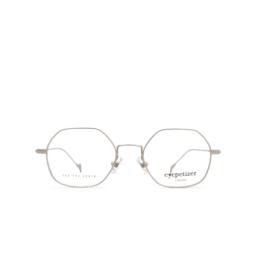Eyepetizer® Eyeglasses: Paul color Matte Silver C 1-OP.