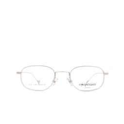 Eyepetizer® Eyeglasses: Philippe color Matte Silver C 1-OP.