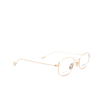 Eyepetizer® Oval Eyeglasses: Philippe color Matte Gold C 4-OP.