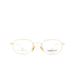 Eyepetizer® Eyeglasses: Philippe color Matte Gold C 4-OP.