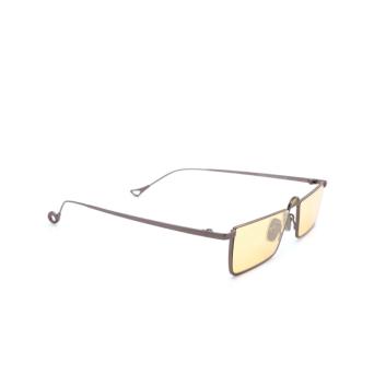 Eyepetizer® Irregular Sunglasses: Shibuya color Gunmetal C.3-24F.