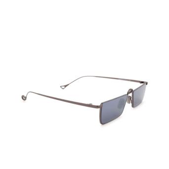 Eyepetizer® Irregular Sunglasses: Shibuya color Gunmetal C.3-7F.