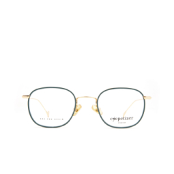 Eyepetizer® Eyeglasses: Thierry color Sage Green C 4-B.