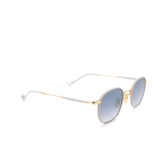Eyepetizer® Square Sunglasses: Trois color Ice Grey C.4-D-S-26F.