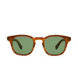 Garrett Leight® Sunglasses: Ace Sun color Honey Amber Tort Hat/sfpgn.
