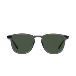 Garrett Leight® Sunglasses: Brooks Sun color Grey Crystal GCR-SFPG15.