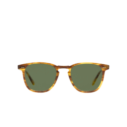 Garrett Leight® Sunglasses: Brooks Sun color Pinewood Piw/sfpgn.