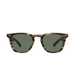 Garrett Leight® Sunglasses: Brooks X Sun color Kodiak Tortoise KOT/PG15.