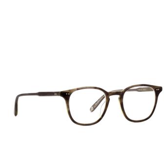 Garrett Leight® Square Eyeglasses: Clark color G.i. Tortoise Gitl-g.i..