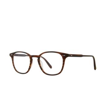 Garrett Leight® Square Eyeglasses: Clark color Matte Brandy Tort Mbrt.