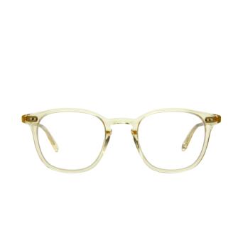 Garrett Leight® Square Eyeglasses: Clark color Pure Glass Pg.