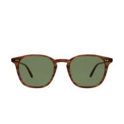 Garrett Leight® Sunglasses: Clark Sun color Demi Blonde Db/sfpgn.