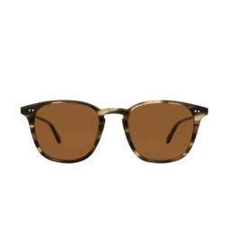 Garrett Leight® Sunglasses: Clark Sun color Kodiak Tortoise Kot/sfpbn.