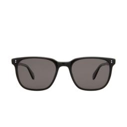 Garrett Leight® Sunglasses: Emperor Sun color Black Laminate Bklcy/bk Plr.