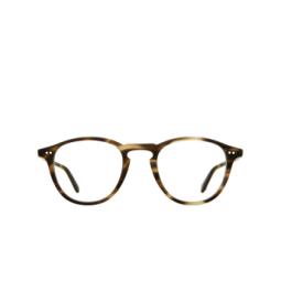 Garrett Leight® Eyeglasses: Hampton color Matte Kodiak Tortoise Mkot.