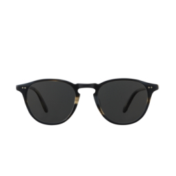 Garrett Leight® Sunglasses: Hampton Sun color Basalt Ba-sfgrybk.