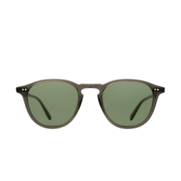 Garrett Leight® Sunglasses: Hampton Sun color Black Glass BLGL/SFPG15.