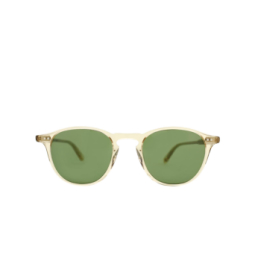 Garrett Leight® Sunglasses: Hampton Sun color Champagne Ch/pgn.