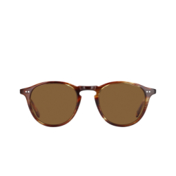 Garrett Leight® Sunglasses: Hampton Sun color Chesnut Cn-ba-plr.