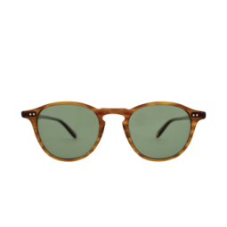 Garrett Leight® Sunglasses: Hampton Sun color Demi Blonde DB/G15PLR.