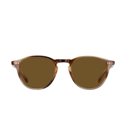 Garrett Leight® Sunglasses: Hampton Sun color Khaki Tortoise Kht/sfpcof.