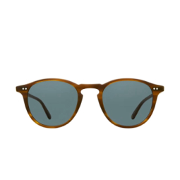 Garrett Leight® Sunglasses: Hampton Sun color Matte Saddle Tortoise Msdt/sfbs.