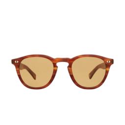 Garrett Leight® Sunglasses: Hampton X Sun color Honey Amber Tort Hat/pmp.