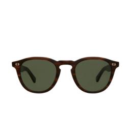 Garrett Leight® Sunglasses: Hampton X Sun color Matte Brandy Tort MBRT/PG15.
