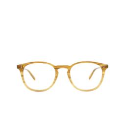 Garrett Leight® Eyeglasses: Kinney color Blonde Tortoise Fade Btf.