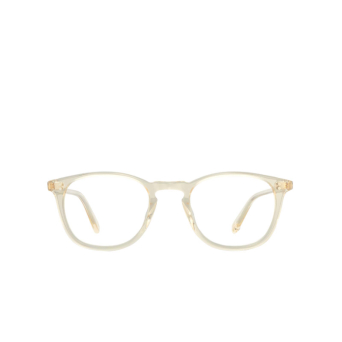 Garrett Leight® Square Eyeglasses: Kinney color Champagne Ch.