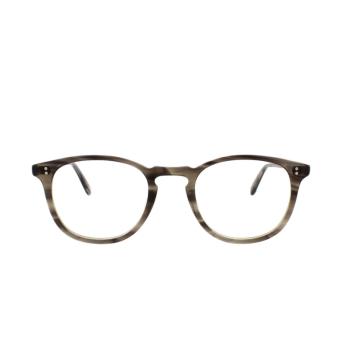 Garrett Leight® Round Eyeglasses: Kinney color G.i. Tortoise Gitl-g.i..