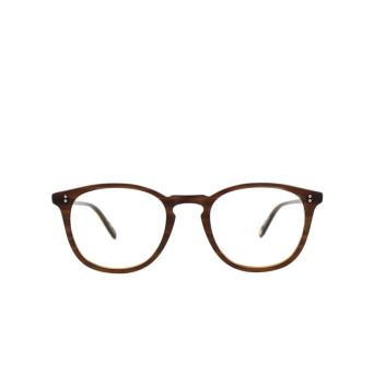 Garrett Leight® Square Eyeglasses: Kinney color Matte Brandy Tort Mbt.