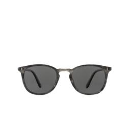 Garrett Leight® Sunglasses: Kinney Sun color G.i. Tortoise Gitl/g Plr.