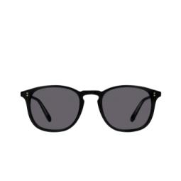 Garrett Leight® Sunglasses: Kinney Sun color Matte Black Mbk-sfbs.