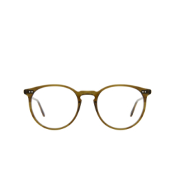 Garrett Leight® Eyeglasses: Morningside color Olive Tortoise Ot.