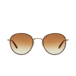 Garrett Leight® Sunglasses: Paloma Sun color Marigold-brushed Gold Mgt-g-dht/sybg.