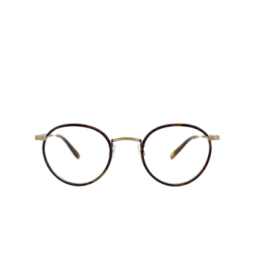 Garrett Leight® Eyeglasses: Wilson color Bourbon-tortoise Bbt-mst.