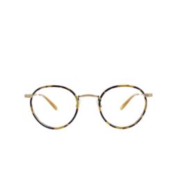 Garrett Leight® Eyeglasses: Wilson color Tortoise-amber Tt-ah.