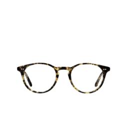 Garrett Leight® Eyeglasses: Winward color Black Amber Bka.